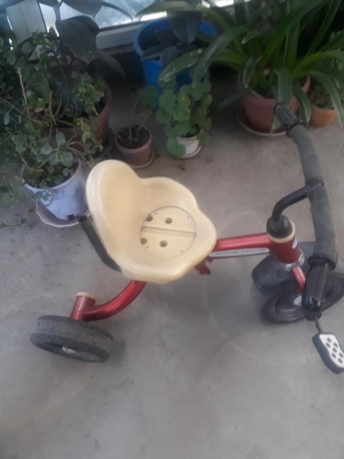 Продаю велосипед детский трехколесный отдам за 500 сом. Photo 0