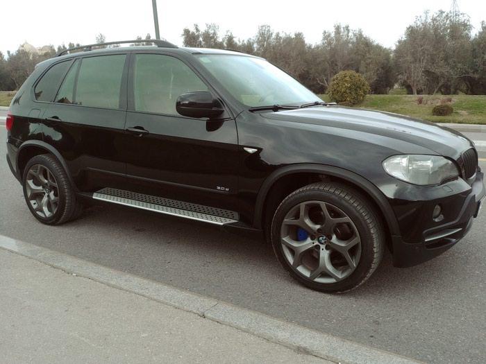 BMW X5 2007. Photo 2