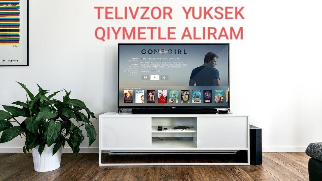 Telivizor unvandan aliram: Telivizor unvandan aliram