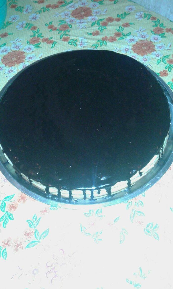 Bakı şəhərində şakalatli tort. unvana çatdirilir