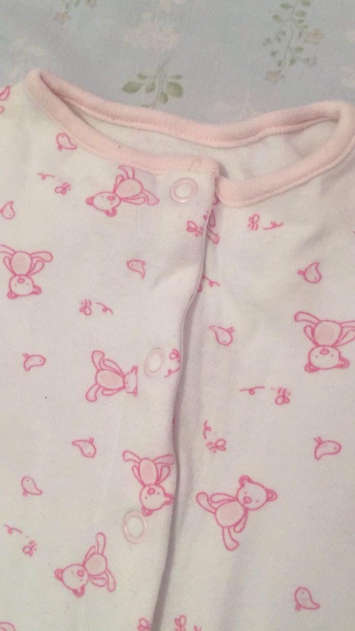 Слипы Carter's для новорожденных до 2-х мес. в отличном состоянии. Photo 2