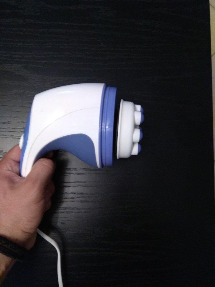 Συσκευή μασάζ. με περιστροφική και παλινδρομική κινηση.. Photo 5