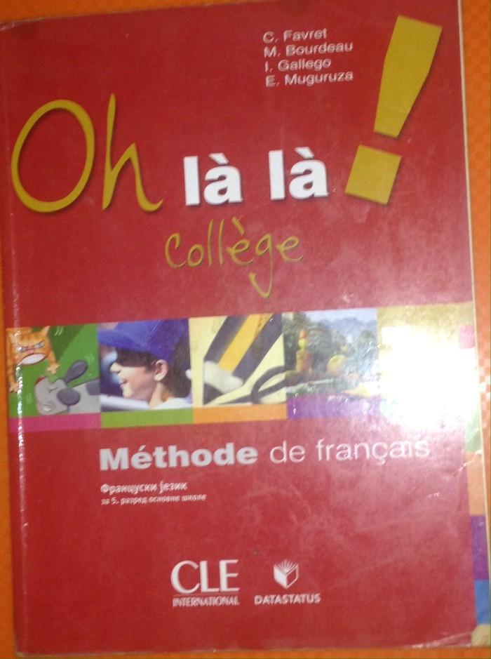 OH-LA-LA! FRANCUSKI JEZIK ZA 5