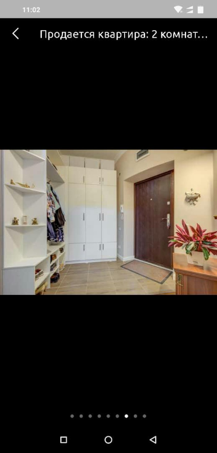 Продается квартира: 3 комнаты, 70 кв. м., Бишкек. Photo 2