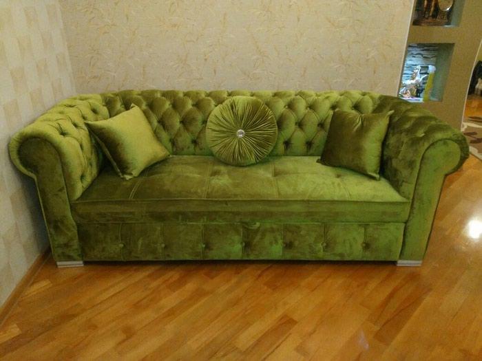 Çesdir divan isdenilen olcude ve rengde teklif olunur catdirlma var. Photo 4