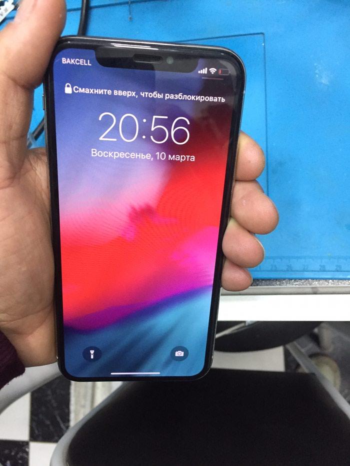 Bakı şəhərində Iphone x