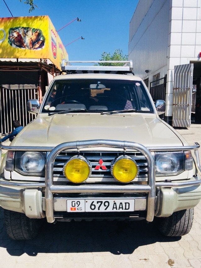 Mitsubishi Pajero 1991 в Бишкек