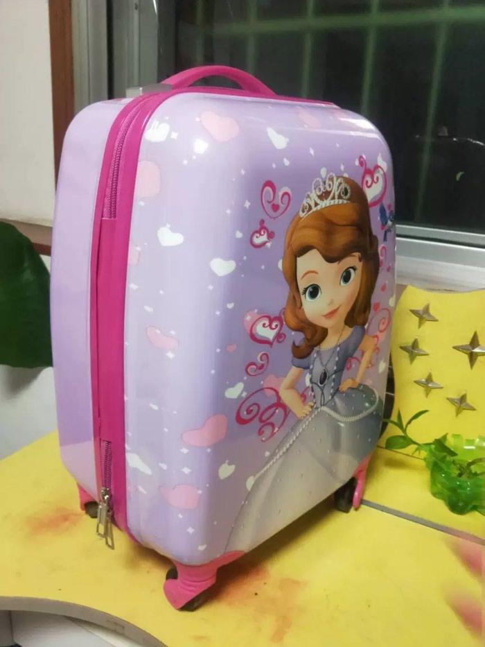 Детские дорожные чемоданчик в наличии с доставкой. Photo 5