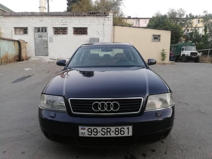 Audi A6 1998. Photo 6