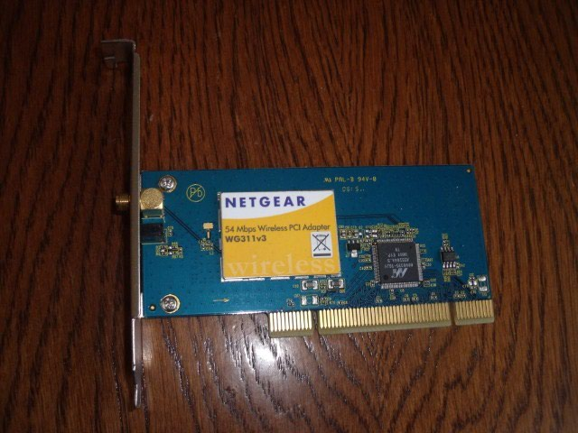 Netgear WG311 v3 wirelles kartica