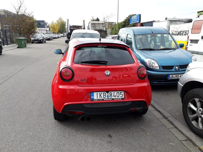 Alfa Romeo MiTo 2008. Photo 4