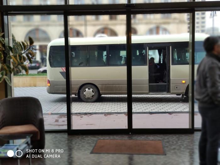 Ağsu şəhərində Avtobus sifarisi