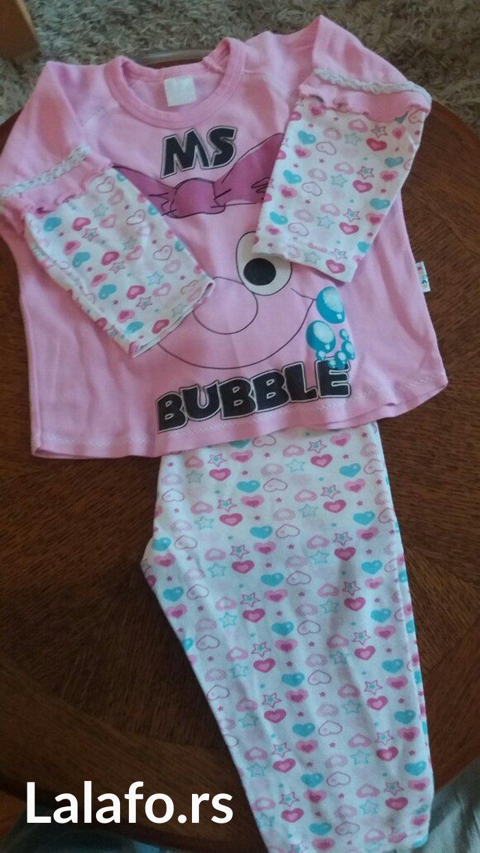 Pidžama za devojčice- veličina 2-3-očuvana  - Novi Sad
