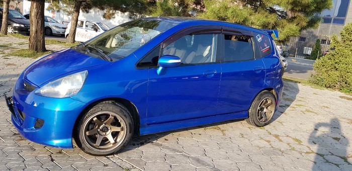 Honda Jazz 2008. Photo 4
