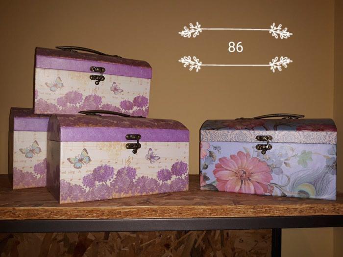 Κουτια διακοσμησης μικρα και μεγαλα. Photo 8