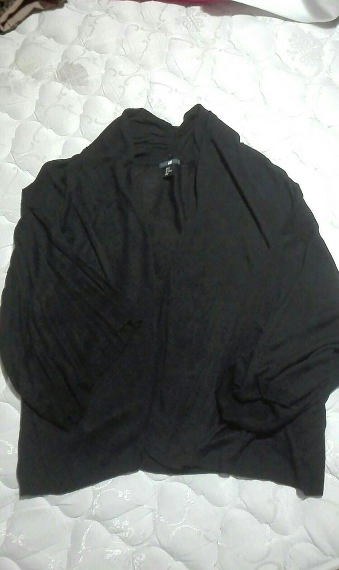 Ζακέτα μαυρη medium. Photo 1