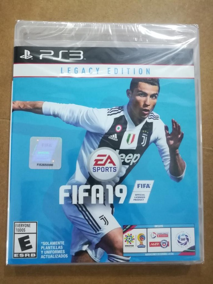 Ps3 üçün Fifa 19 oyunu. Photo 0