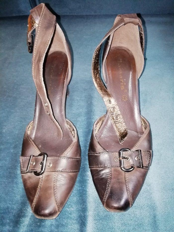 Tamaris sandale, br 40, nošene, ali očuvane