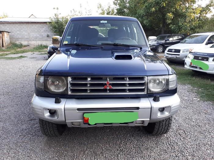 Mitsubishi Pajero 1999. Photo 1