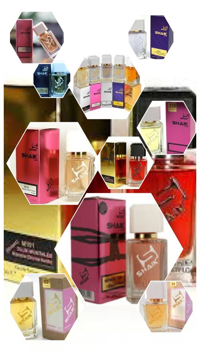 Shaik парфюм в Вандж