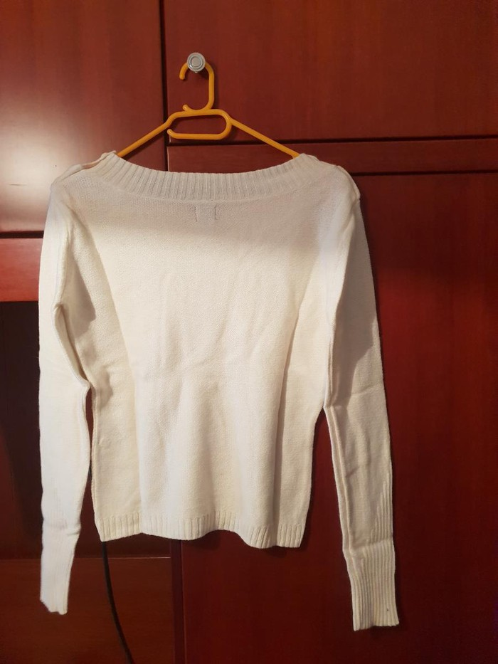 Γυναικεία μάλλινη καινούργια μπλούζα, μάρκας Levis. Photo 2