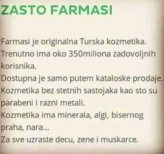 Trazim saradnike za prodaju farmasi-prirodne kozmetike. Uslovi - Novi Sad
