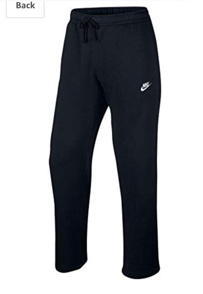 66ebabb2 Новые спортивные брюки Nike, оригинал из США, утепленые, размер Л в Бишкек
