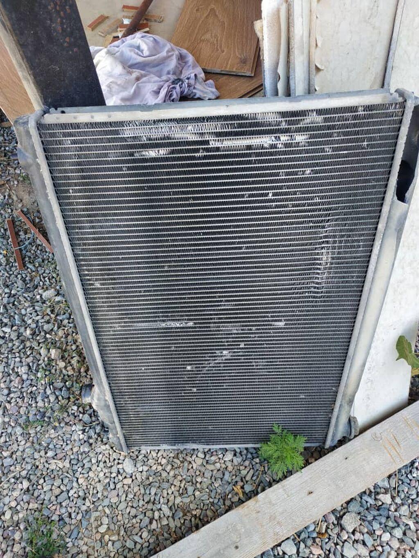 Радиатор от rx300