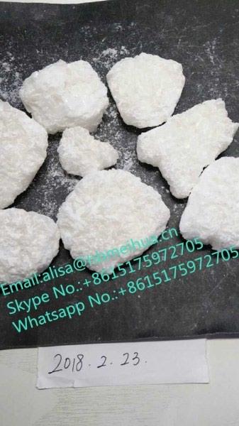 Good 4Cl-PVP,4C-PVP,4clpvp,mpvp,apvp crystal alisa@hbmeihua.cn. Photo 1