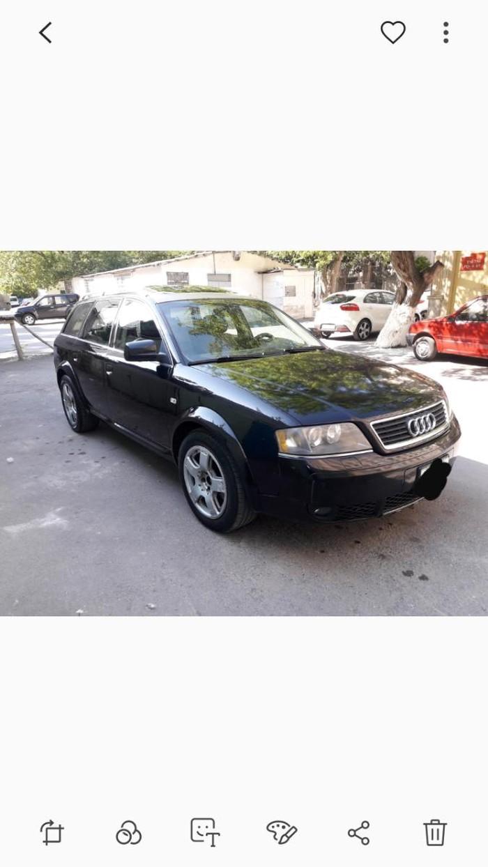 Audi Allroad 2003. Photo 2