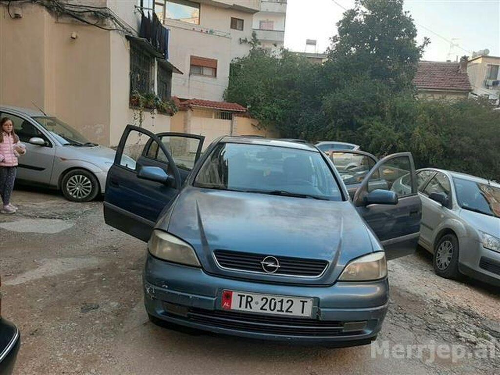 Opel Astra 1.4 l. 1999 | 3000 km