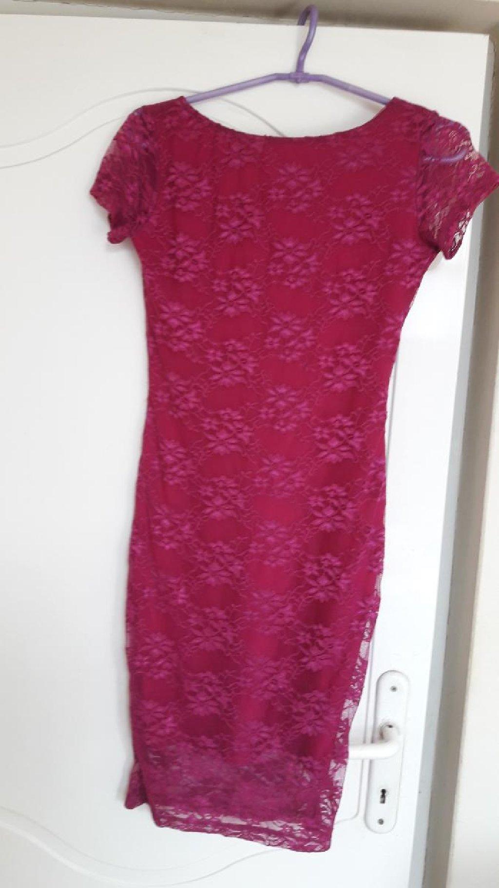 Predivna haljina sa postavom,i od vrhunske cipke