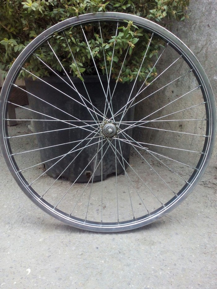 24-lük velosiped diski. . Photo 1