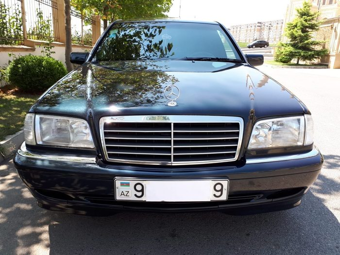 Mercedes-Benz 200 1999 в Баку