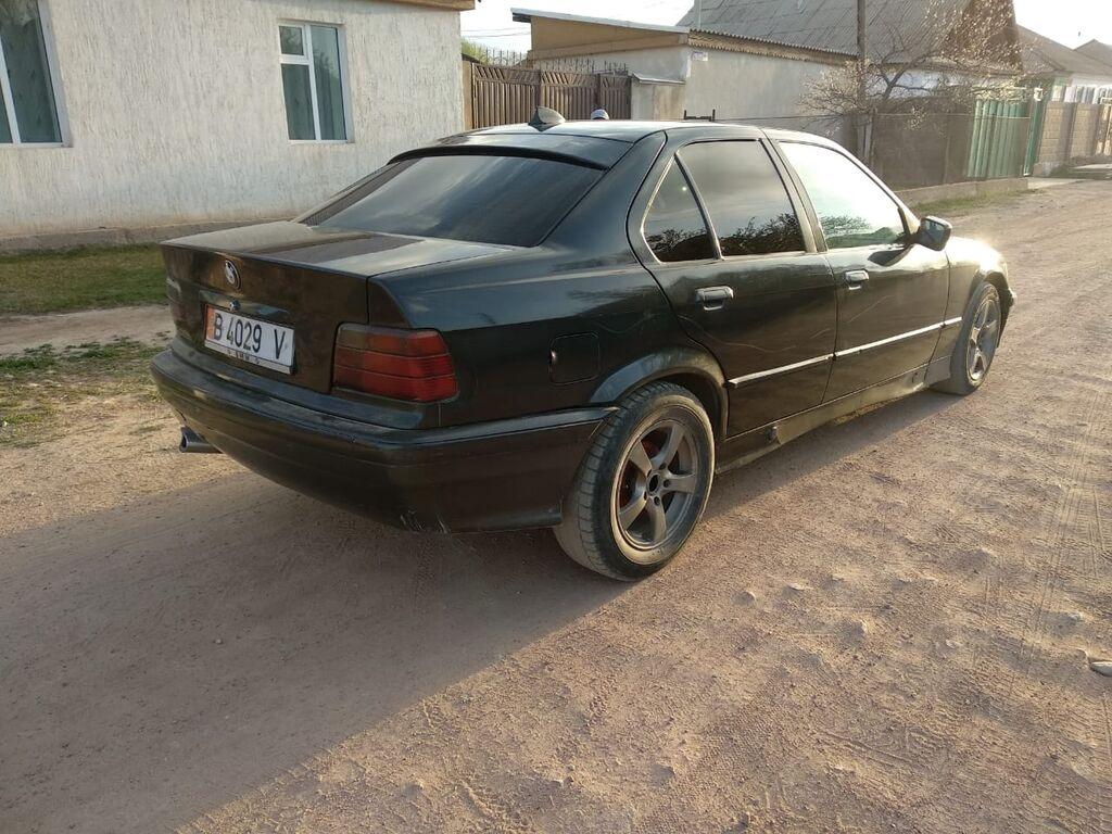 BMW 318 1.8 л. 1991: BMW 318 1.8 л. 1991