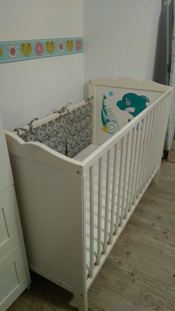 Κρεβάτι μωρού 2 Θεσσαλονίκη κέντρο for 90 EUR in Αθήνα  Παιδικά ... d662ae2f68e