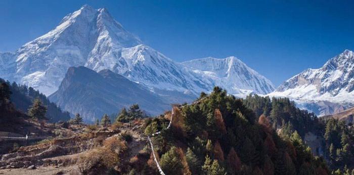 Manaslu tsum valley circuit trekking in Kathmandu