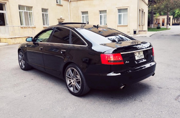 Audi A6 2005. Photo 4