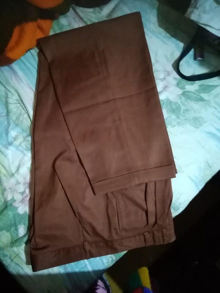 Nove muske pantalone ,prelep materijal. Photo 0