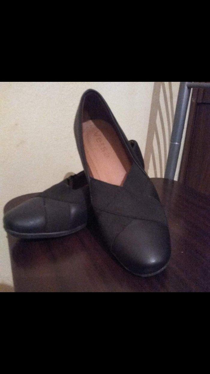 Γυναικεία παπούτσια Versa  δερμάτινα. Photo 1