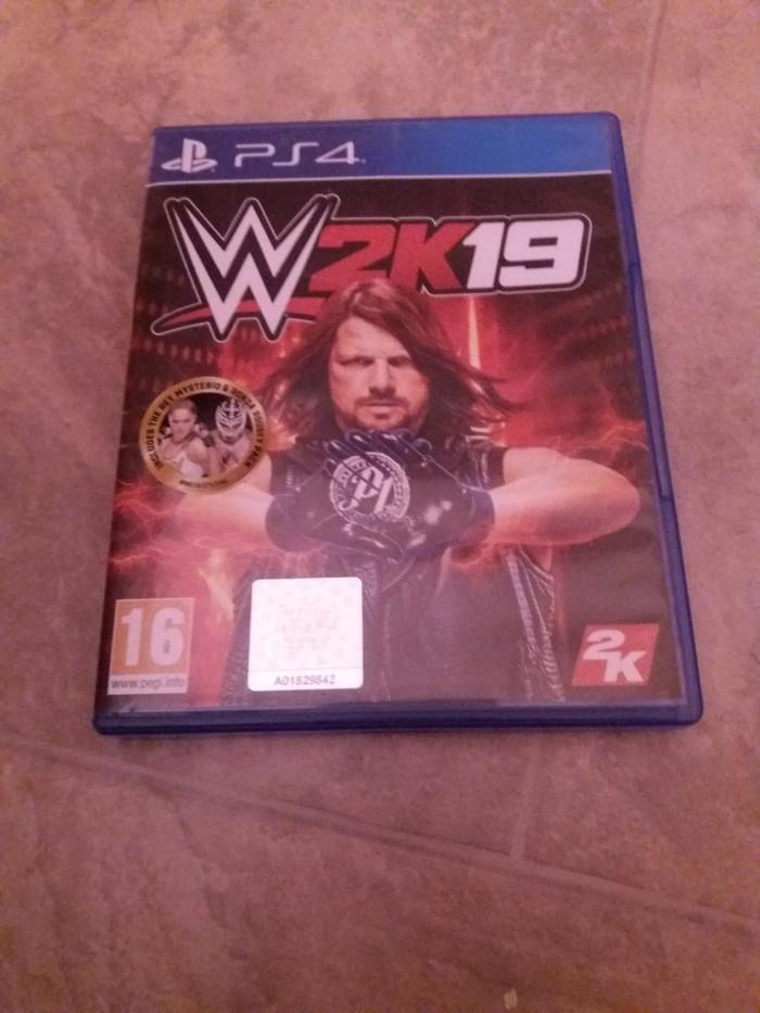 WWE2K19. Photo 1