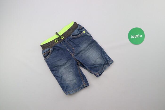 Дитячі джинсові шорти George, вік 2-3 р., зріст 92-98 см    Довжина: 3: Дитячі джинсові шорти George, вік 2-3 р., зріст 92-98 см    Довжина: 3