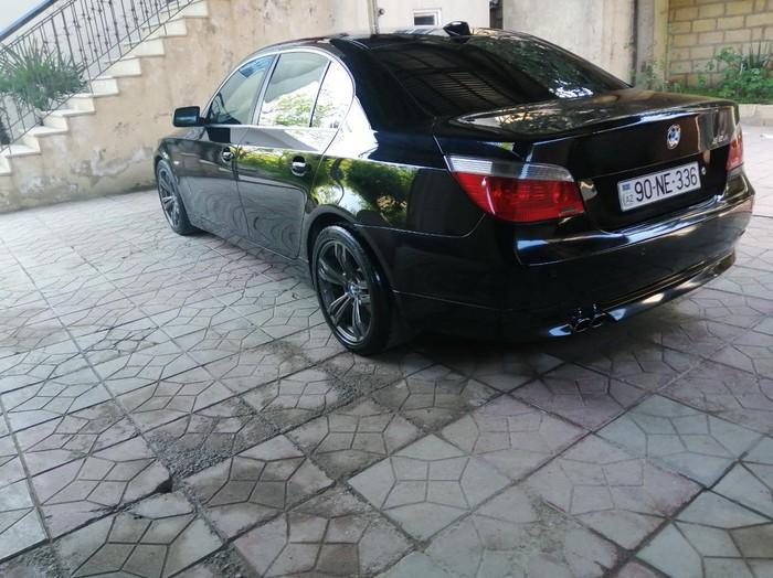 BMW 525 2006. Photo 2