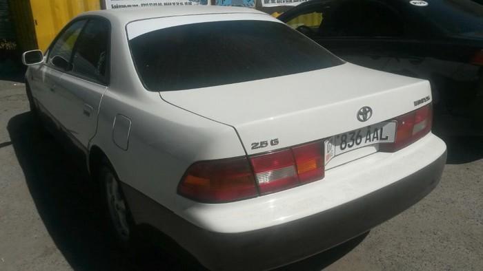 Toyota Windom 1998. Photo 7