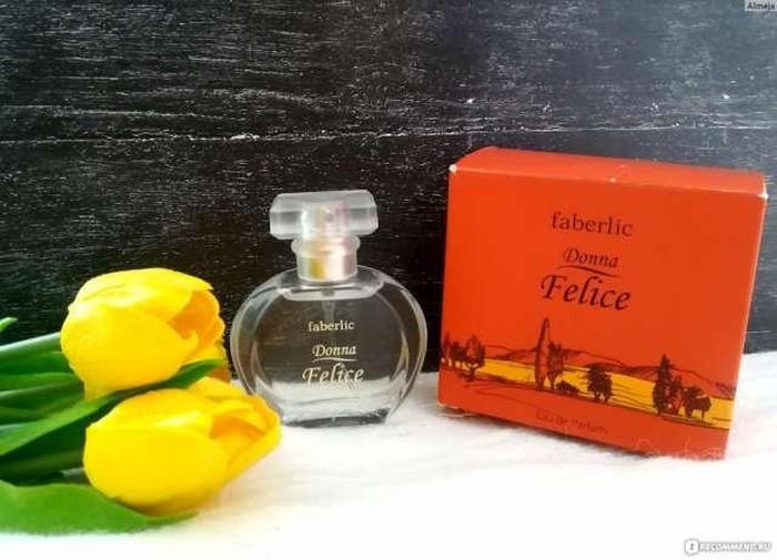 Парфюмерная вода Donna Felice Faberlic от Фаберлик 30мл