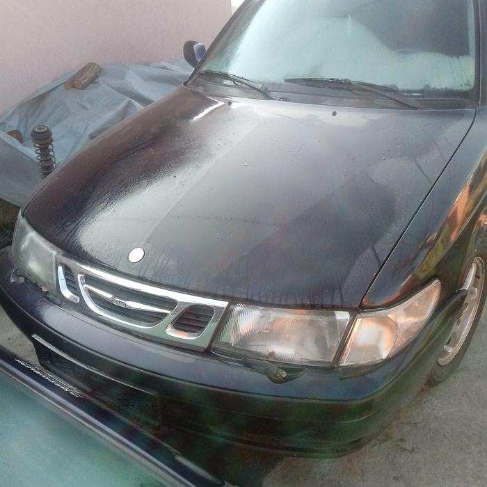 Prodajem polovne delove od Saab-a 9-3 2002 god motor 2.2 dizel - Beograd