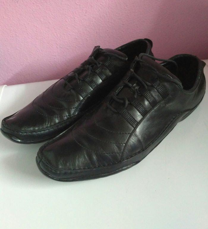 e914b03d3 Кожаные туфли 44 размер в идеальном состоянии, 3 микрорайон. за 1401 ...