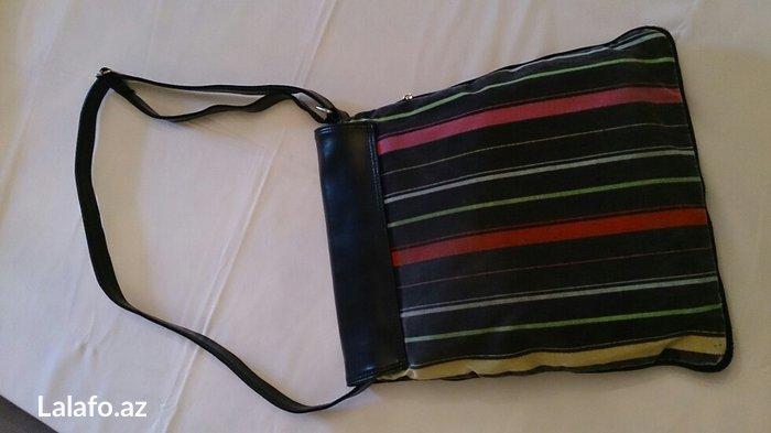 Bakı şəhərində Qizlar üçün çanta. Eni - 33,  uzunu -38 sm.