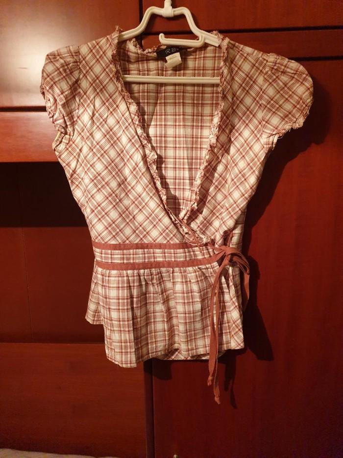 Γυναικείο καλοκαιρινό πουκάμισο, αγορασμένο από Αμερική . Photo 0