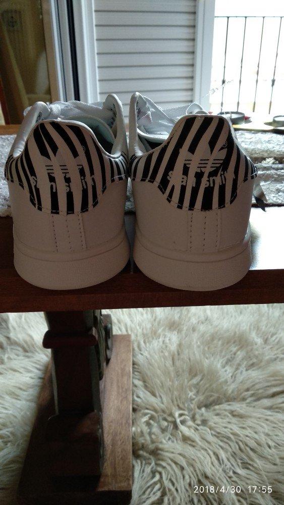 Πωλούνται adidas Stan Smith νούμερο 41 και 1/3. Photo 3